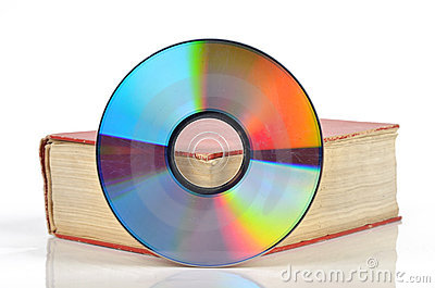 DVD and book