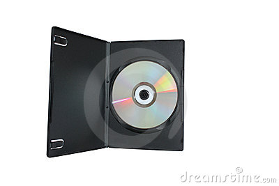 DVD Case and Disc