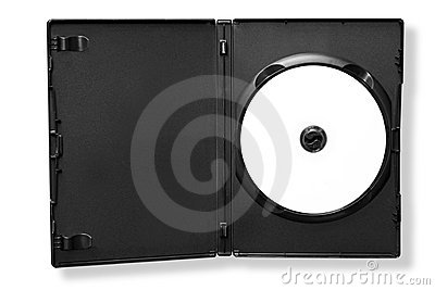 DVD in Case (with Path)