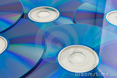 Dvd or cd disks