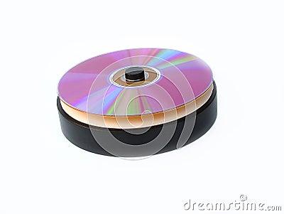 Dvd cd label kit