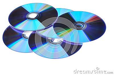 DVD Compact Discs