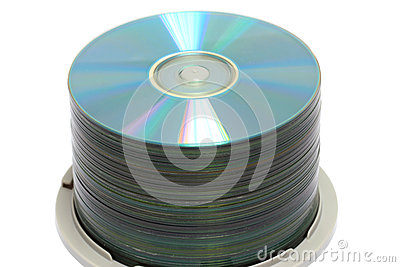 DVD Stack