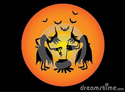 Dwa czarownicy