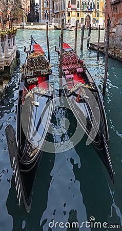 Dwa Gondola