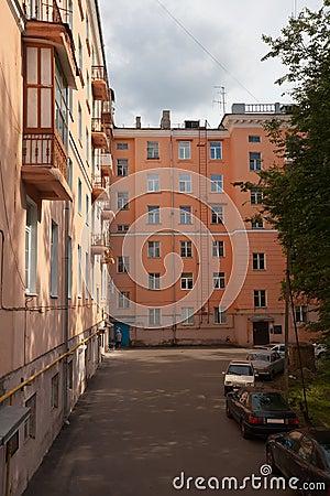 Dwelling house in Ivanovo