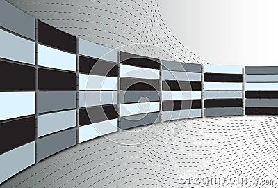 Dynamic background