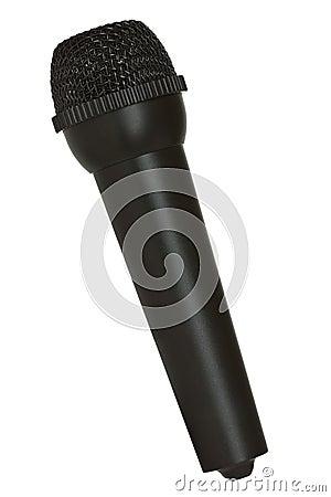 Dynamic wireless microphone
