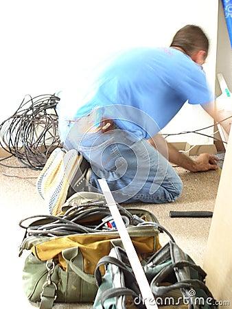 Działanie tradesman