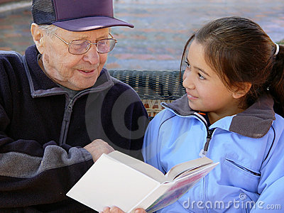 Dziadek odczyt