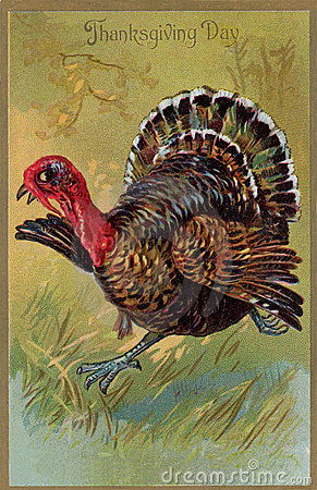 Dzień dziękczynienia rocznego karty,
