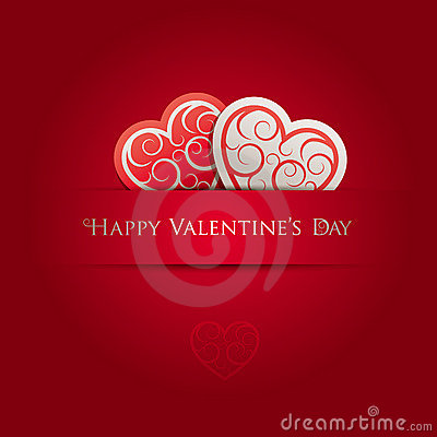 Dzień karciany valentine s