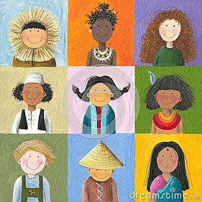 Dzieci światowi