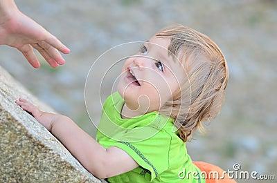 Dziecka polubienie