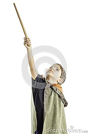 Dziecko czarownik