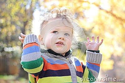 Dziecko szczęśliwy