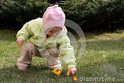 Dziecko wiosna