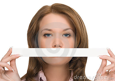 Dziewczyna ona target1484_0_ usta dosyć