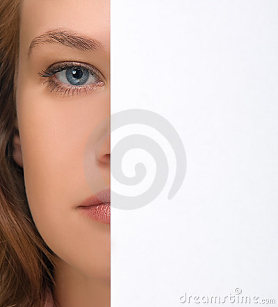 Dziewczyny target1725_0_ papieru prześcieradło