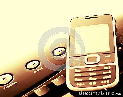 通信e邮件移动现代电话