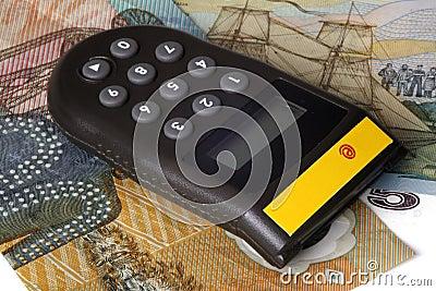 e-banking token