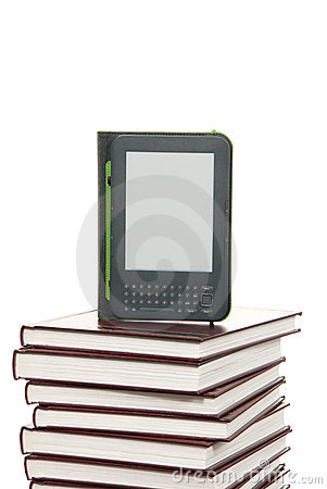 E-book Kindle Wireless Reading Device