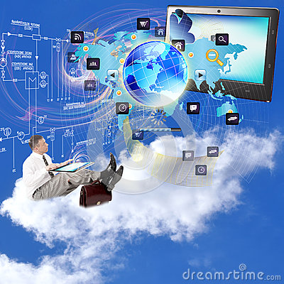 Free E-business Stock Image - 33589521