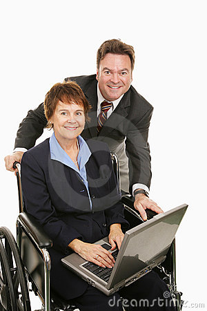 E-Commerce for Disabled