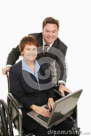 E-Commerce for Disabled