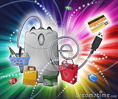 E-commerce fantasy