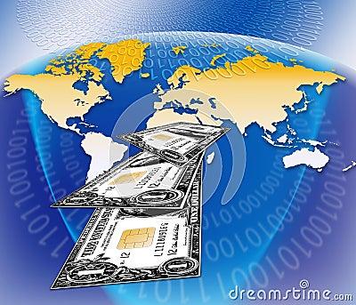 E commerce money