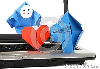 E-communication and e-commerce metaphor