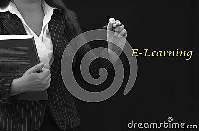 E-Learning Teacher