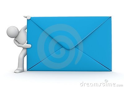E-mail and character