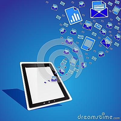 E-mail a document