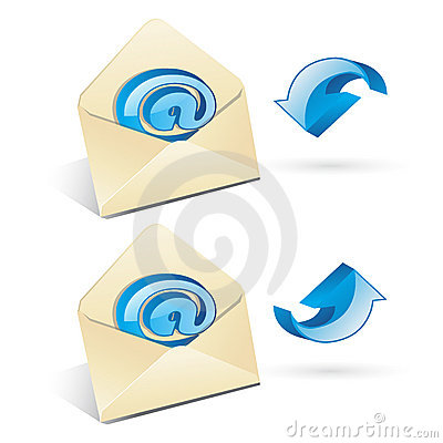 E-mail, email, envelope