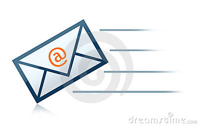 E-Mail Envelope letter