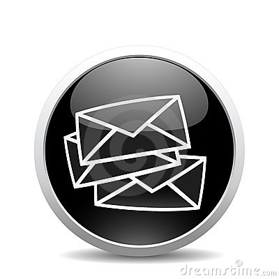 E mail internet icon