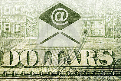 E-mail money transfers