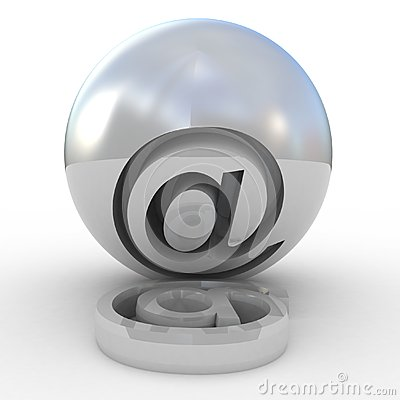E-Mail-Symbol 3D