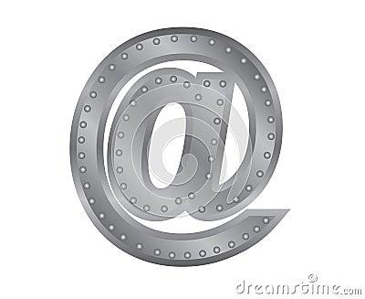 E-mail symbool