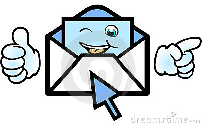 E-mail thank you