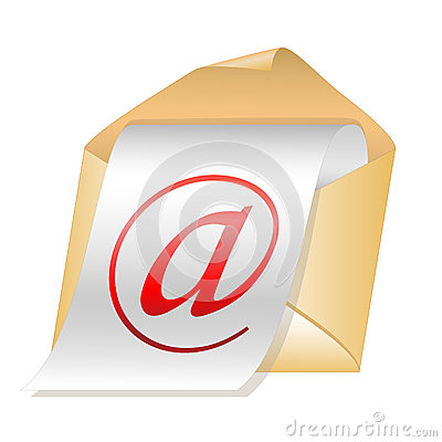E-mail vector icon