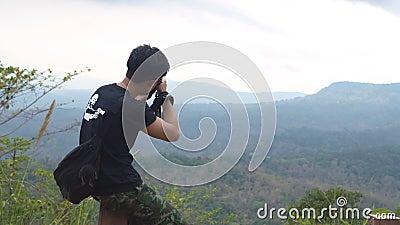 E Pang Sida National Park banque de vidéos