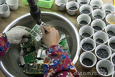 E-waste in china