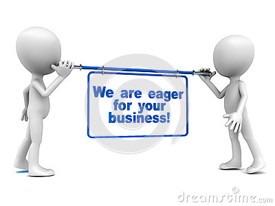 Eager for your business