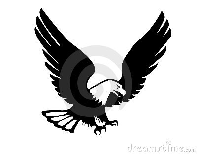 Eagle Royalty Free Stock Images - Image: 1090899