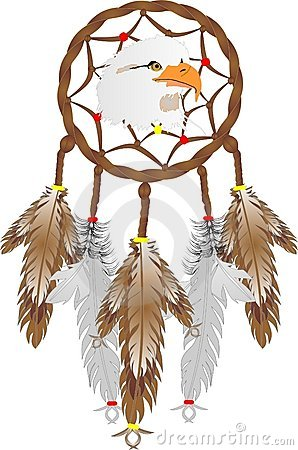 Free Eagle Head Dream Catcher... Stock Photography - 10182382