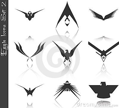 Eagle Icons Set 2