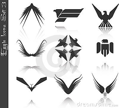Eagle Icons Set 3